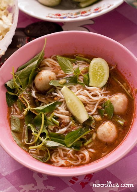 Bangkok Street Food – Convent Road