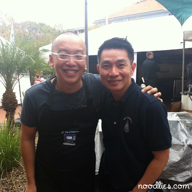 Campsie Food Festival: Alvin Quah talks to noodlies