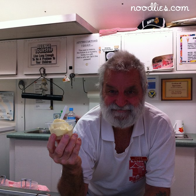 Kuranda Ice Cream, Far North Queensland