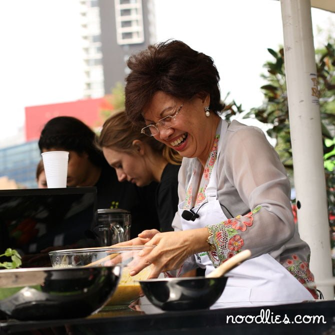 Florence Tan: Malaysia Kitchen BBQ Madness, Parramatta