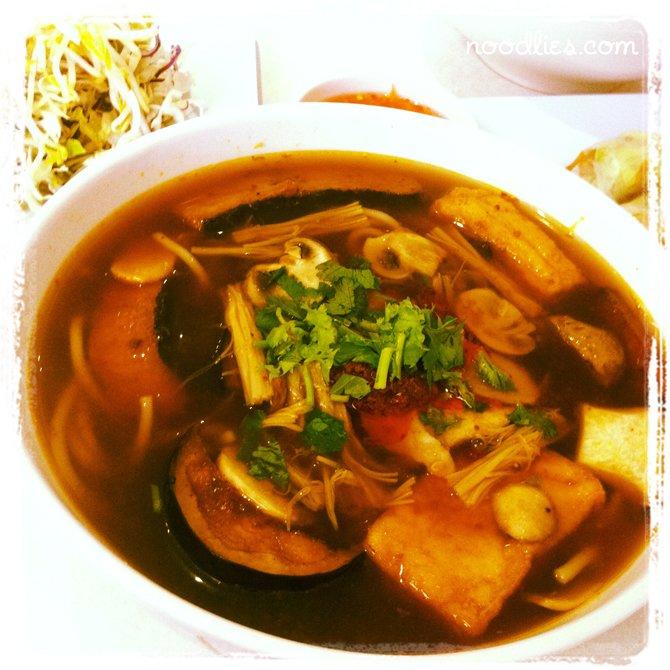 Loving Hut, Vietnamese, Cabramatta