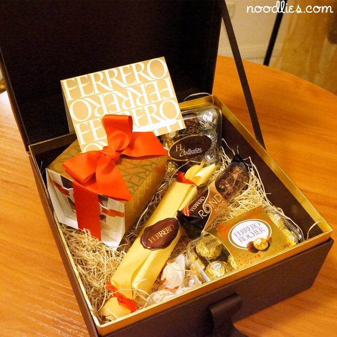 Ferrero Chinese New Year Gift Box