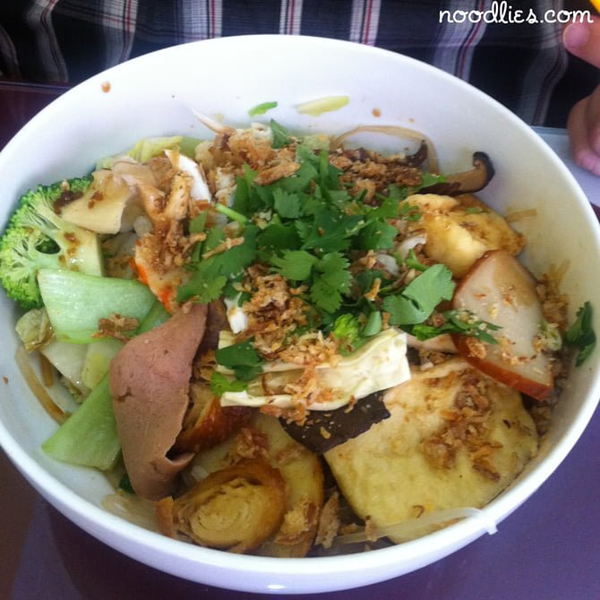 Happy Vegan Vegetarian, Vietnamese, Cabramatta