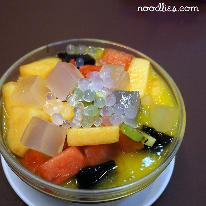 Jewel Tin Western Dessert, Yau Ma Tei, Hong Kong