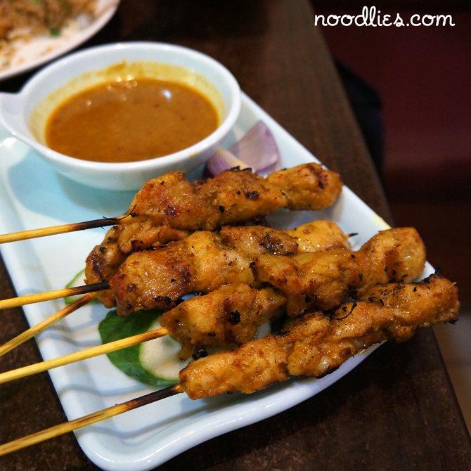Albee's Kitchen, Malaysian, Cabramatta