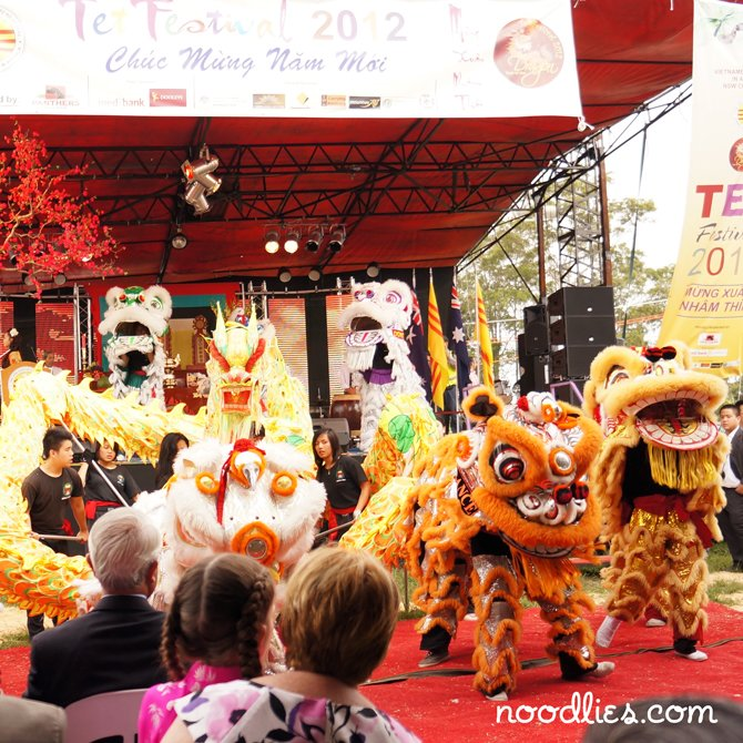 Lunar/Chinese New Year Festivals in Sydney 2014