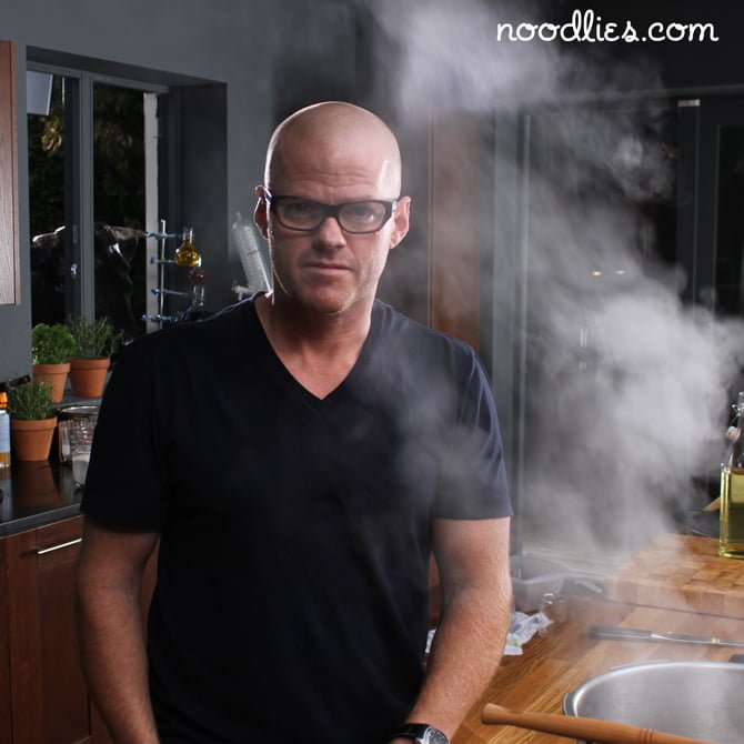 How to cook like Heston (Blumenthal), SBS One, Thursday 29 March, 8pm