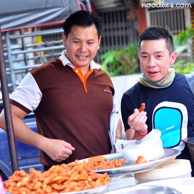 Streetwise Guru Tour, Anantara Bangkok Riverside Resort & Spa