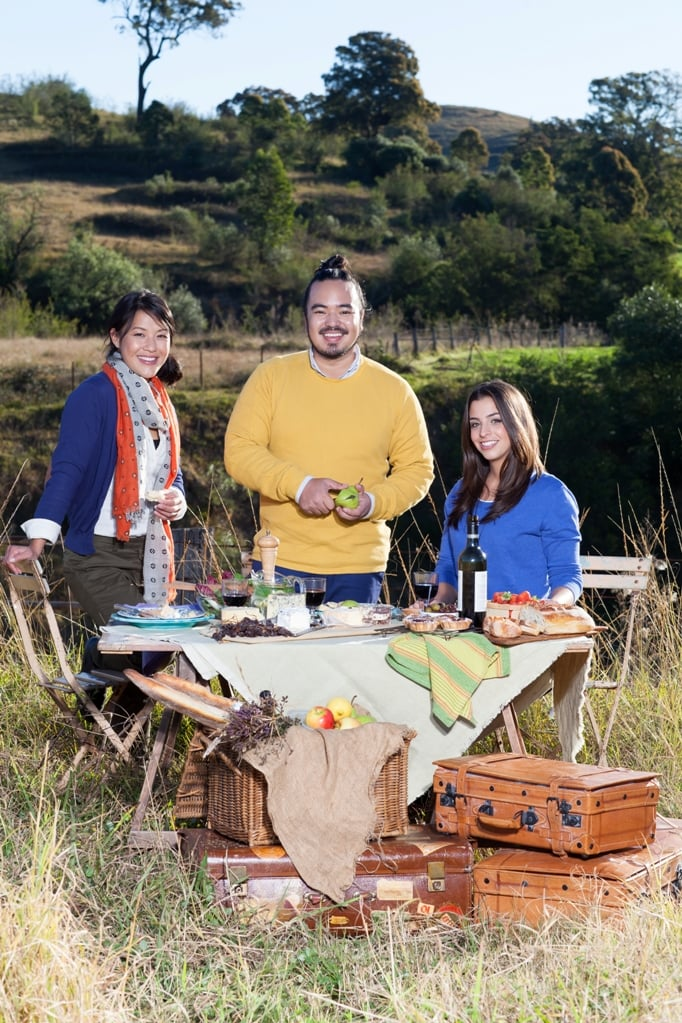 Destination Flavour with Adam Liaw premieres on SBS One 16 August, 8pm