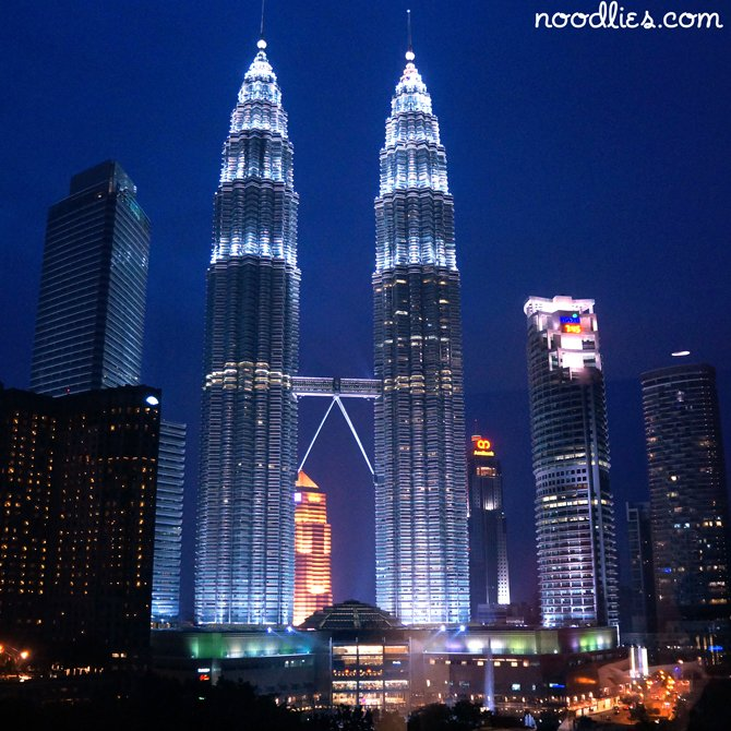 Malaysian Food Trail