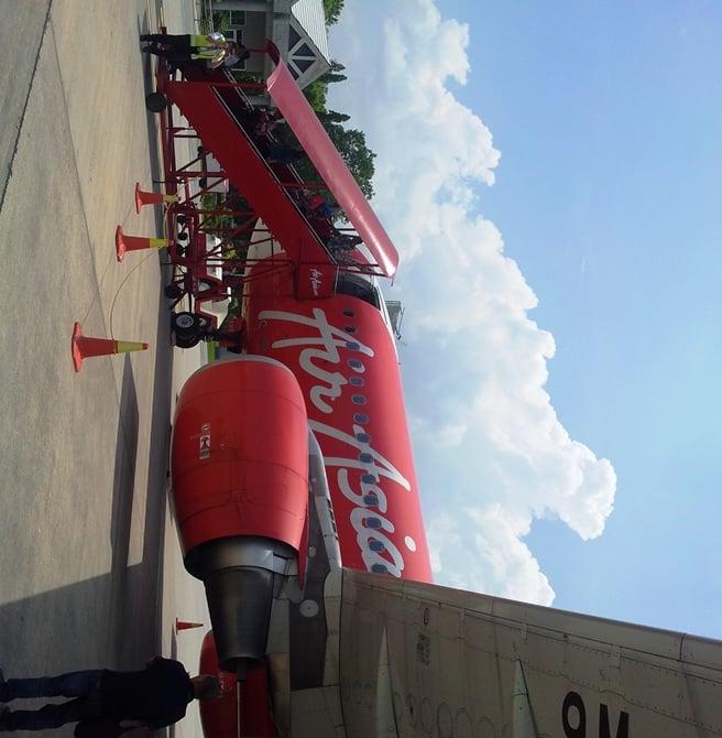 Review: Air Asia Kuala Lumpur to Langkawi, Malaysia