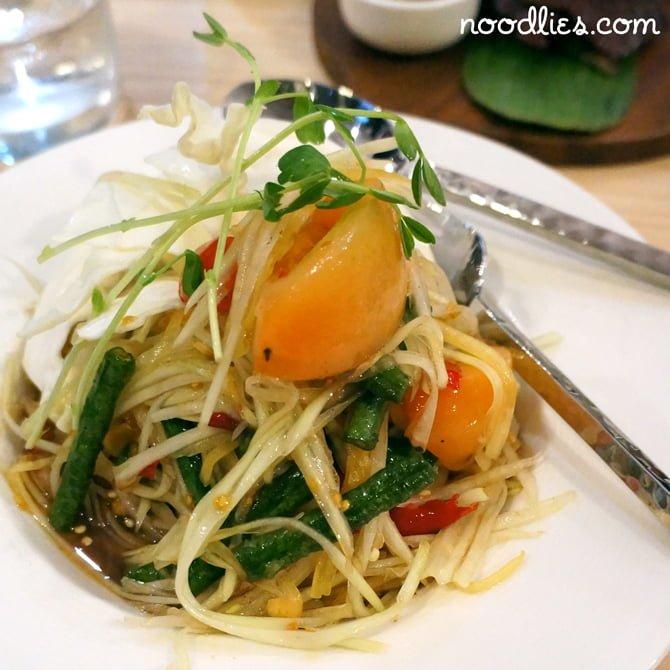 Green Peppercorn Lao-Thai, Fairfield