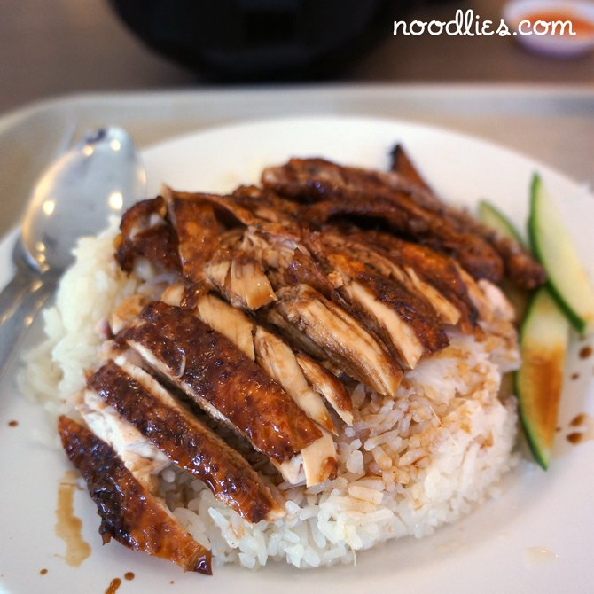 Hainan Chicken, Singapore
