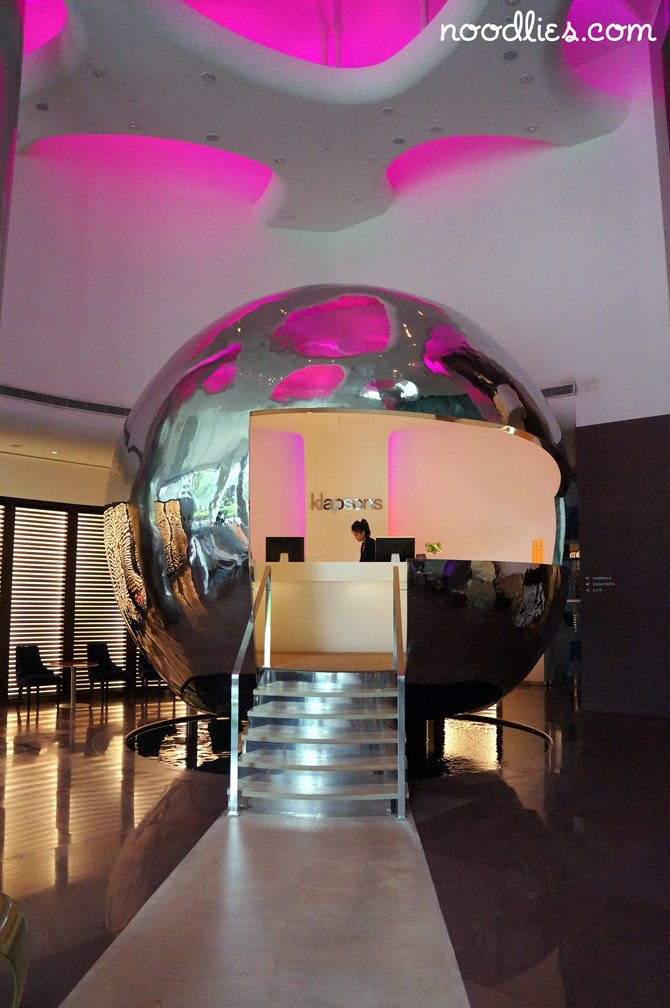 klapsons The Boutique Hotel, Singapore