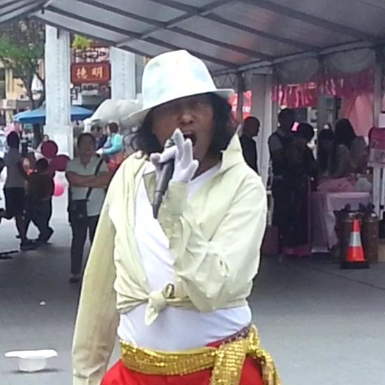 Cabramatta's Michael Jackson doing Gangnam Style