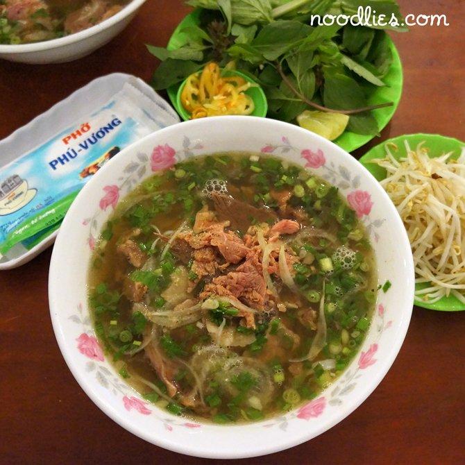 Pho Phu Vuong, Vietnam