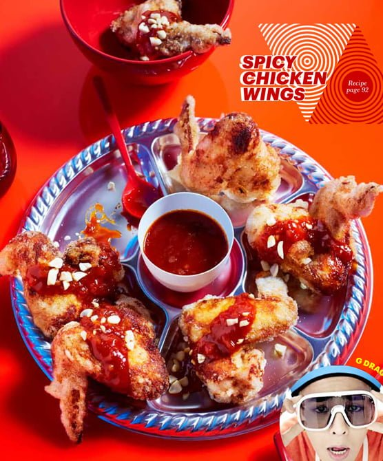 Cook Korean Food, SBS Feast Magazine