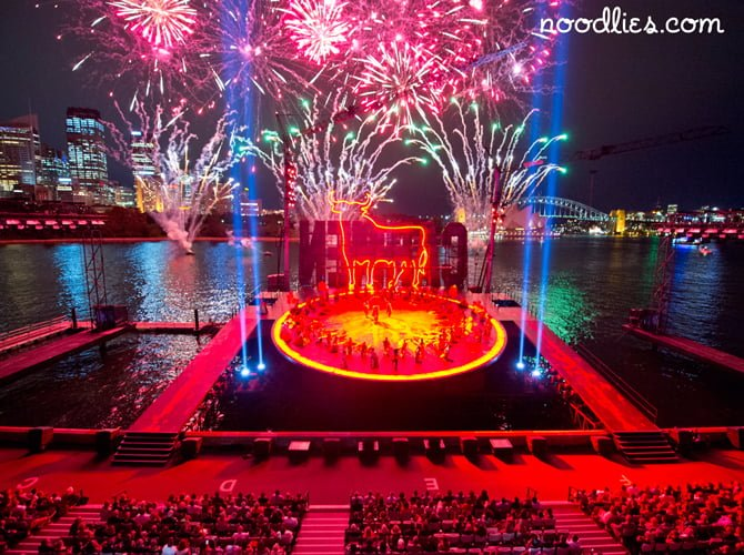 Carmen, Handa Opera on Sydney Harbour 2013