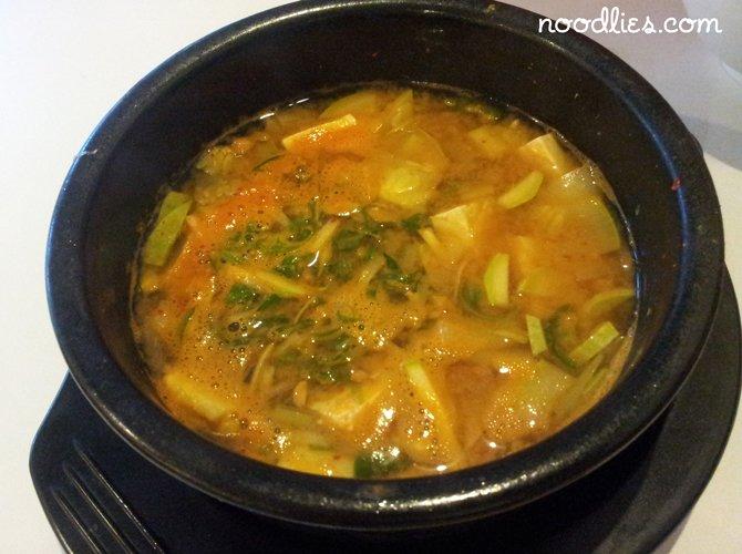 Muri Korean BBQ Restaurant, Lidcombe