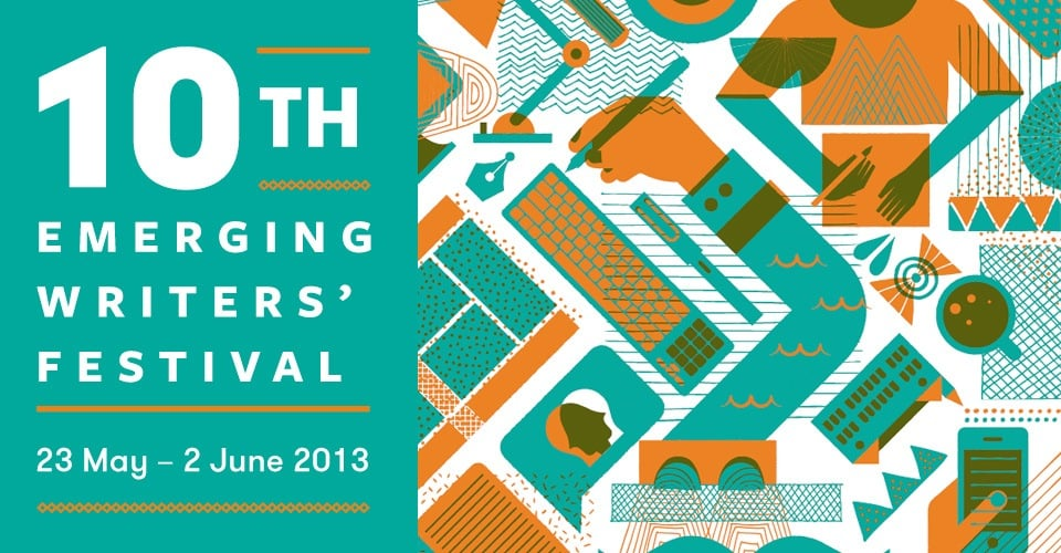 Digital Masterclass, Emerging Writers Festival 2013