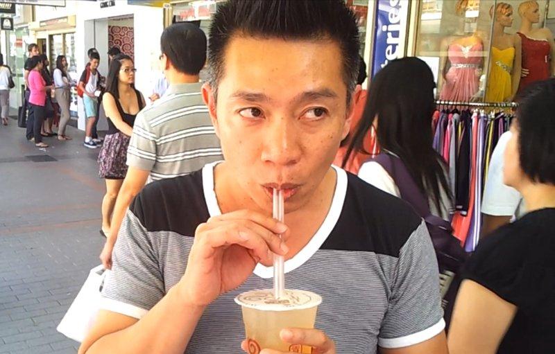 Gong Cha, Taiwanese Tea, Cabramatta