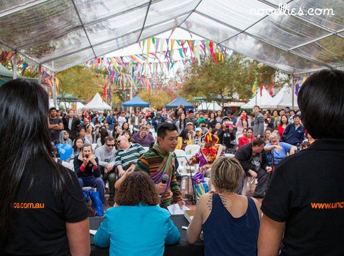 Campsie Food Festival 2013: Round-up