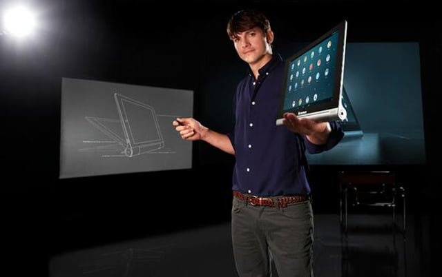 Lenovo Yoga Tablet: hands on review