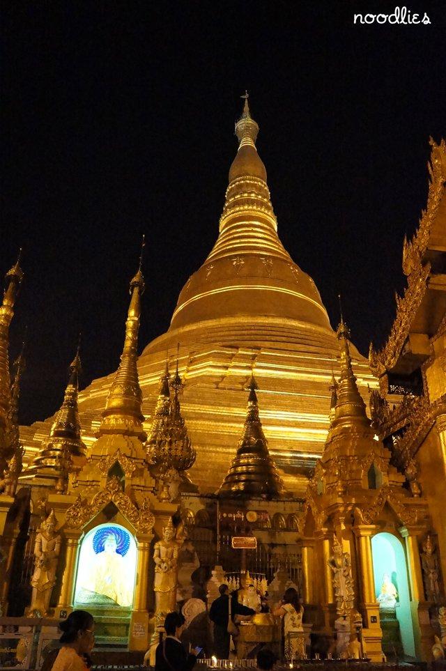 Shwedagon Pagoda, Yangon, Myanmar (Burma)