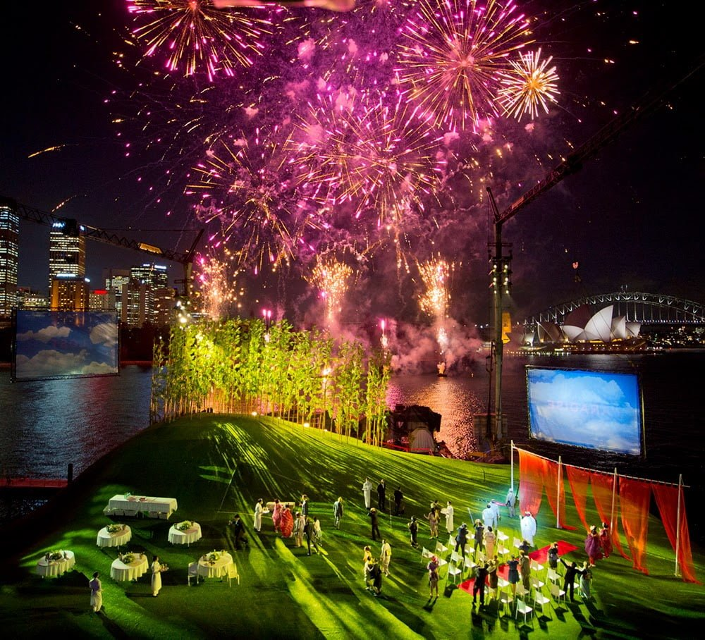 Madama Butterfly, Handa Opera on Sydney Harbour 2014