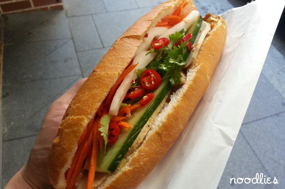 Krispy Roll, Pork Rolls, Vietnamese