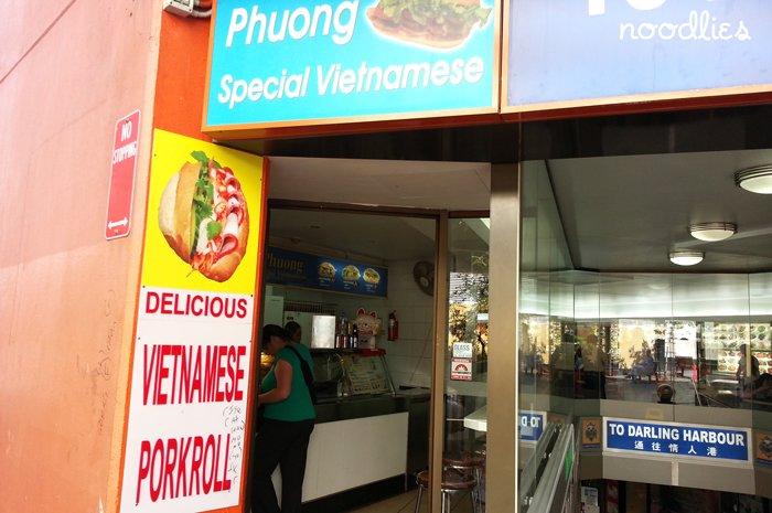 Banh Mi Thit in Sydney, Vietnamese