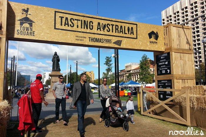 Tasting Australia 2014, Adelaide