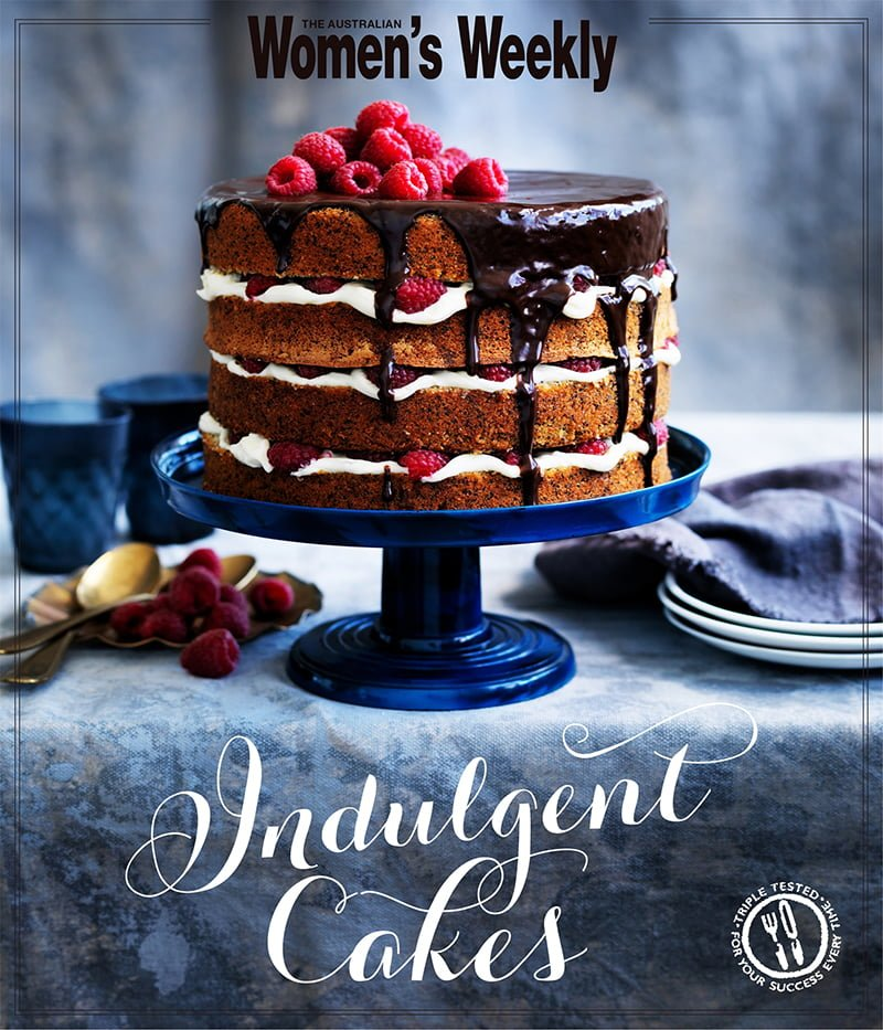 Indulgent Cakes by The Australian Women's Weekly