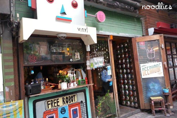 Vinyl Bar, Seoul
