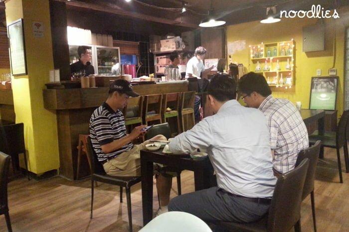 Wol Hyang, Makgeolli Restaurant