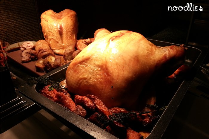 Christmas in July, Feast, Sheraton on the Park, Sydney
