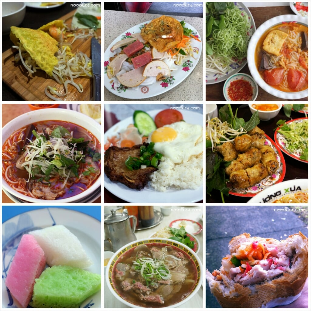 Top 10 Vietnamese street food