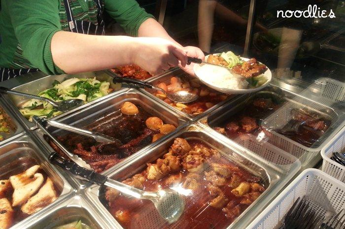 Zhou Mum Cafe, Dixon House Food Court, Chinatown, Haymarket