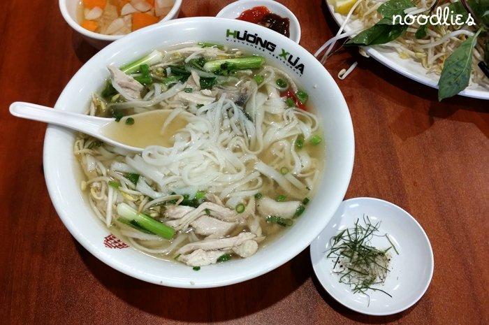 Huong Xua, Cabramatta, Vietnamese