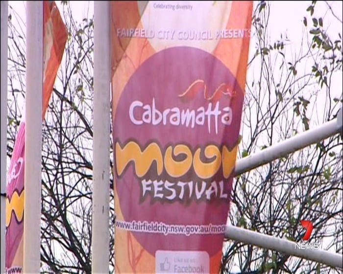 Cabramatta Moon Festival 2014