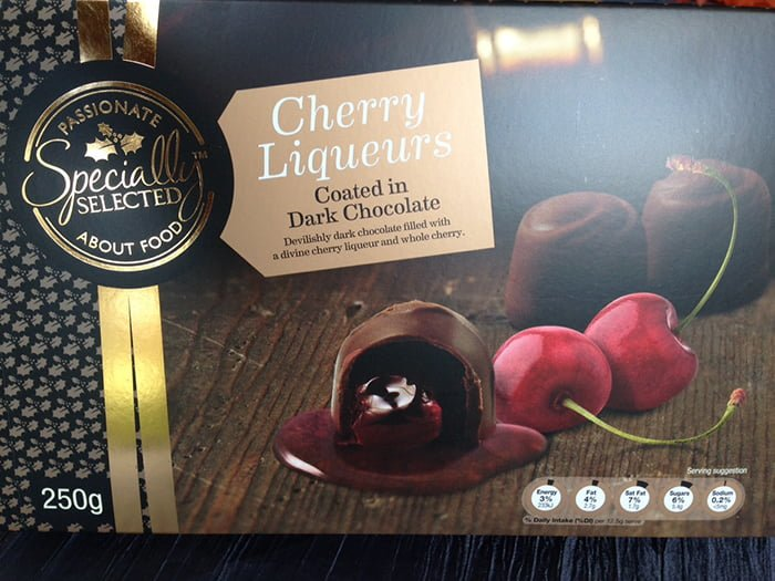 Aldi Taste Test – Christmas Luxuries