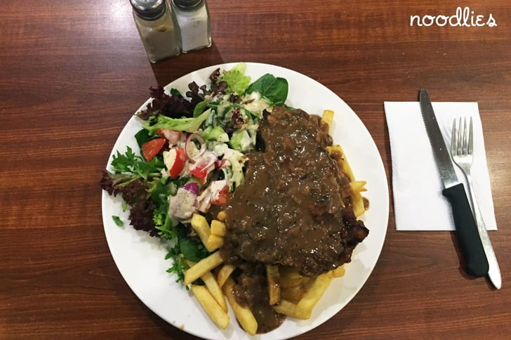 J's Kitchen Steak House, Cabramatta