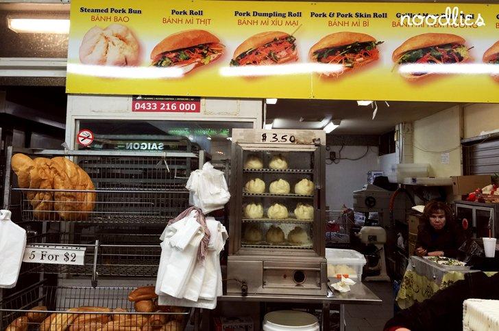 Viet Hoa Hot Bread Cabramatta