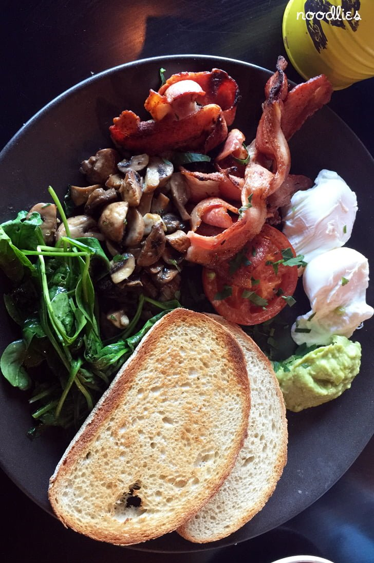 XS Espresso Cafe, Breakfast, Wetherill Park