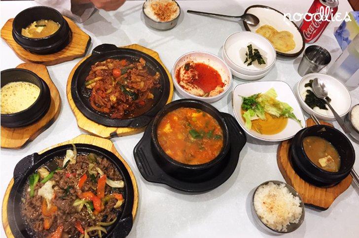 Muri Korean Restaurant Lidcombe