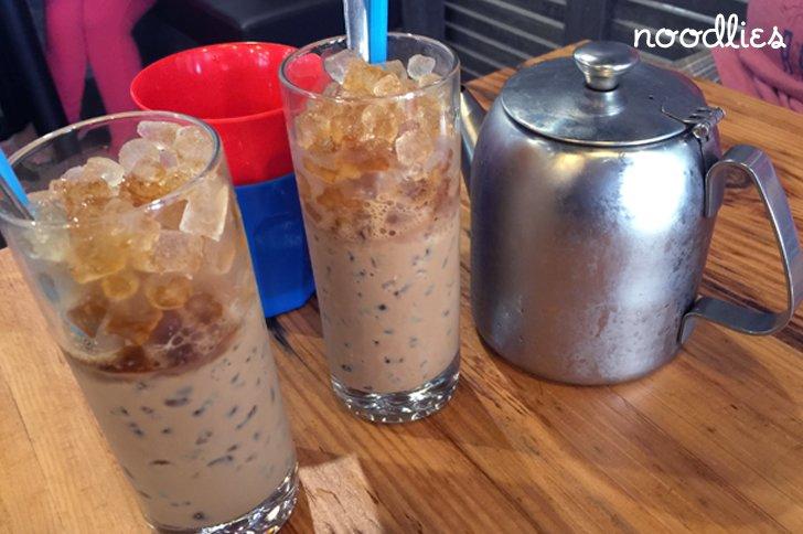 Cafe de Palm Cabramatta Vietnamese
