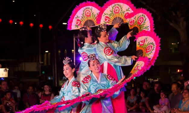 Lunar or Chinese New Year Festivals in Sydney 2017