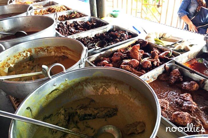 Chunburi Seafood Corner Kampung Baru, Kuala Lumpur, Malaysia