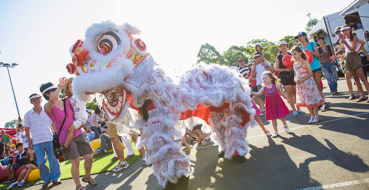 Lunar/Chinese New Year Festivals in Sydney 2016