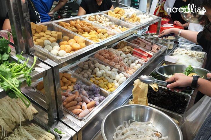 Yang Guo Fu Ma La Tang, Dixon House Food Court, Haymarket